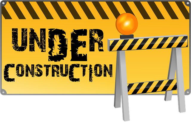 Please pardon our construction